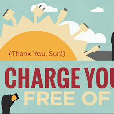 Charge Your Phone Charge Your Phone Free Of Charge Creative Archive