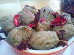 comment cuisiner le sarrasin madeleines à l hibiscus et farine de sarrasin ou comment cuisiner