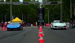vs porsche 911 turbo lamborghini huracan vs porsche 911 turbo s is insanely