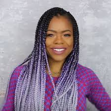 grey and purple combined together style box breads news tagged grey box braids catface hair