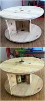 cable reel table hakkında pinterest u0027teki en iyi 20 fikir