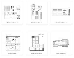 blueprint software try smartdraw free warehouse layout design software free download