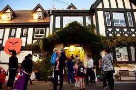 piedmont recreation department halloween haunted house
