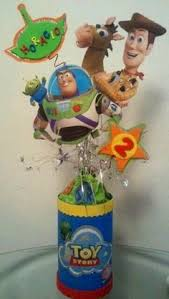 Buzz Lightyear Centerpieces by Candy Bar De Buzz Light Year Candy Bar Candy Buffet Birthday
