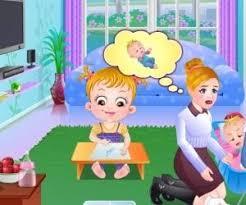 Baby Hazel Room Games - baby hazel spring time baby hazel games