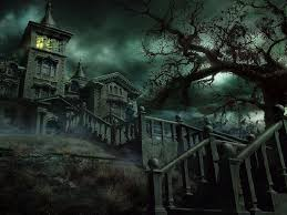 halloween haunted house background images horror forever1955 my little piece of vintage heaven