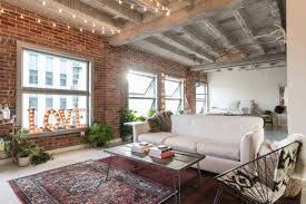los angeles loft with exposed brick gravityhomeblog com