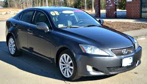2008 lexus is 250 owners manual used one owner 2008 lexus is 250 wiscasset me atlantic