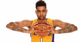 d u0027angelo russell got a new tattoo to honor muhammad ali fox sports