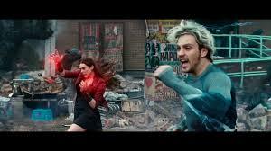 quicksilver film marvel age of ultron quicksilver running scenes hd youtube