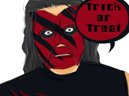 Shawn Michaels Halloween Costume Create Classic Kane Costume 6 Steps Pictures