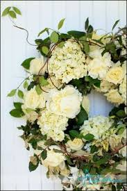 Grapevine Floral Design Home Decor The A Rustic Heart Flower Door Decoration By Lily U0026 May Floral Design