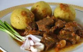 fu fu cuisine fufu recipe guyana dining