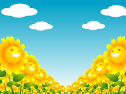 girly images for background sunflower background cliparts clip art library