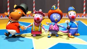backyardigans s2 ep214 clowns town episode