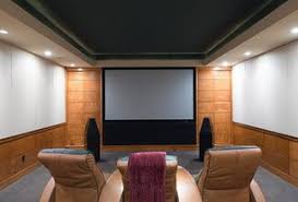 Modern Home Theater Design Ideas  Pictures Zillow Digs Zillow - Home theater design ideas