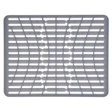 extra large sink mat amazon com oxo good grips pvc free silicone sink mat large