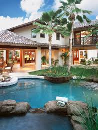 Beautiful Backyards Blooming Beautiful Backyards Convention With Pool Large Homes