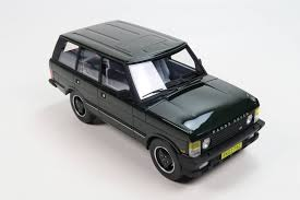land rover minichamps dtw corporation rakuten global market ls collectibles 1 18 1986