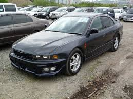 1997 mitsubishi galant information and photos zombiedrive