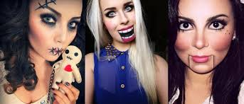 Creepy Doll Costume Scary Halloween Makeup Tutorials You Are Invited Creepy