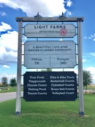 light farms celina tx community spotlight light farms celina texas leading edge realty