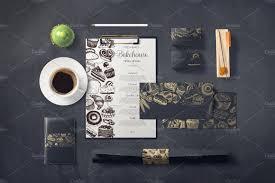 menu design resources bakery menu design by yevheniia on creativemarket bakery ad menu
