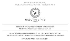 how many wedding registries getting started wedding gifts direct