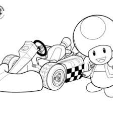 coloring pages mario kart kids drawing coloring pages marisa