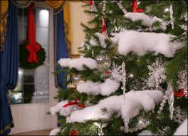 holidays at the white house 2006