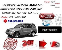suzuki 2002 car service u0026 repair manuals ebay
