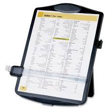 Office Desk Pen Holder by Sparco 38950 Adjustable Easel Document Holder 10