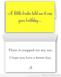 funny birthday card age is just a number red black on white
