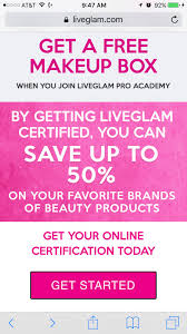 makeup schools in ta liveglam legit or scam part 2 professional discounts zadidoll