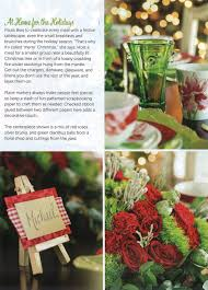 midori ribbon are featured in christmas with paula deen magazine