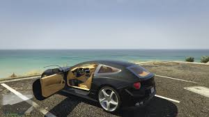 ferrari gold gold leather ferrari ff textures gta5 mods com