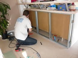 installer un comptoir de cuisine comptoir nos rénos décos