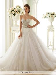 tolli bridal tulle wedding gown tolli y21663