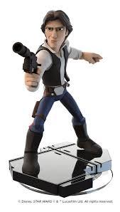 disney infinity 3 0 edition star wars han solo figure toys