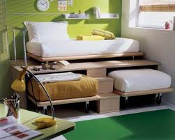 Super Smart Space Saving Bedroom Ideas That You Must See - Space saving bedroom design