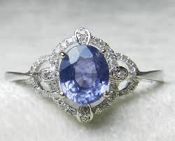 natural sapphire rings images Sapphire engagement ring diamond halo style ring 0 83 ct ceylon jpg