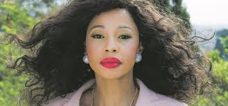 kelly khumalo s recent hairstyle kelly has a new lease on life channel24
