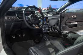 2018 ford mustang gt ford 2018 ford mustang gt interior
