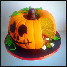 Halloween Cakes Easy To Make by