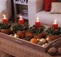 In Home Christmas Decorating Ideas Coffee Table Decorating Ideas For Christmas Thesecretconsul Com