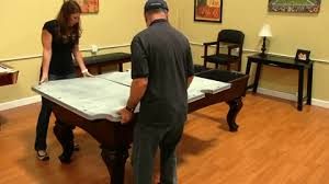 Pool Table Disassembly by How To Properly Move A Pool Table Dolly Blog