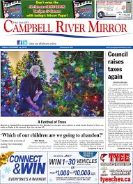 campbell river mirror december 11 2015 by black press issuu