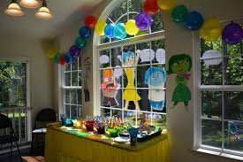 inside out party inside out birthday party picture my party