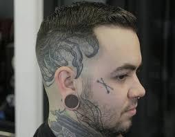 skin fade for bald man haircuts for balding man pinterest