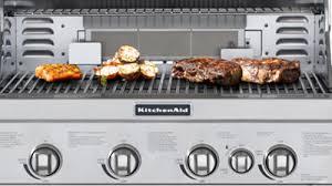 Kitchenaid Gas Cooktop Accessories Kitchenaid Grill Accessories Bbq Guys